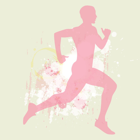 jogger: male jogger