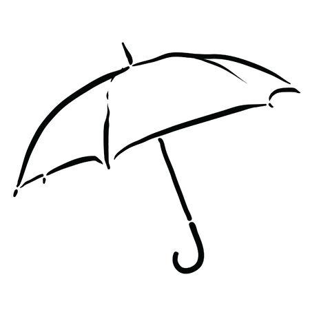 umbrella  イラスト・ベクター素材