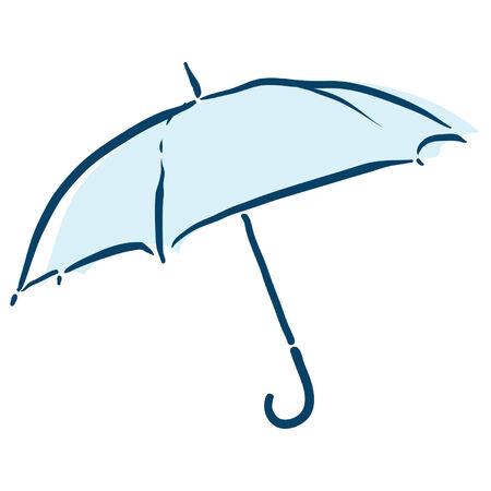 Regenschirm Standard-Bild - 35238430