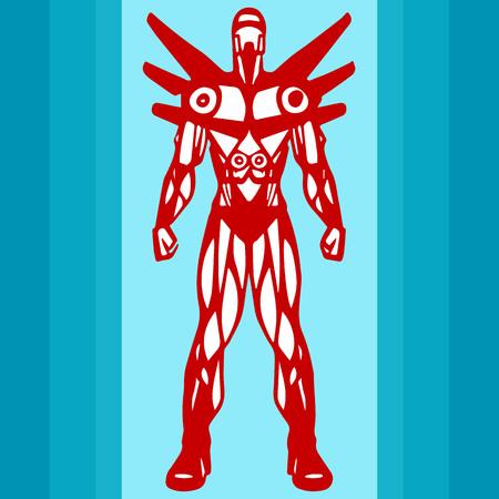 villain: rocket man