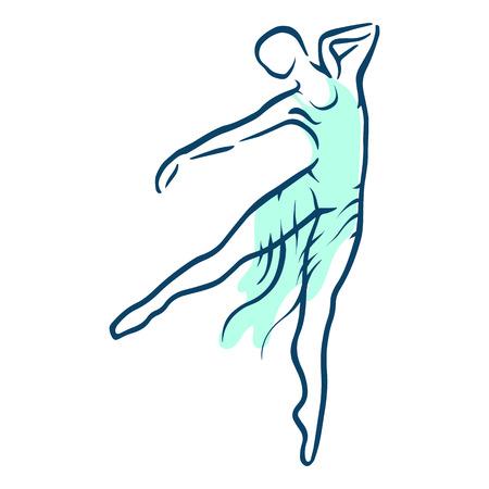 flexible: ballet female