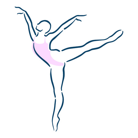leotard: ballet female