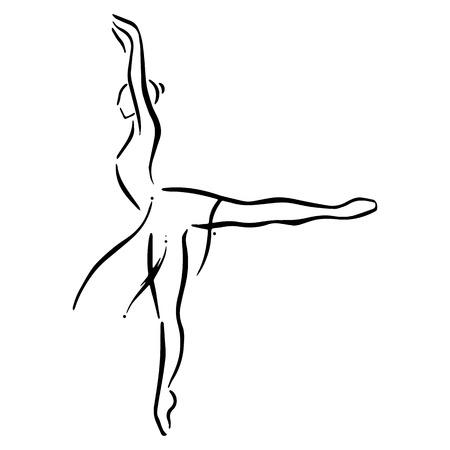 femminile balletto
