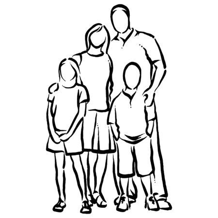 family Illusztráció
