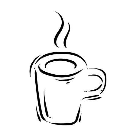 caffeinated: coffee
