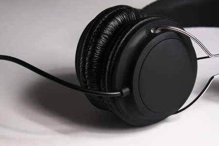 Cushioned Headphones Speakers photo