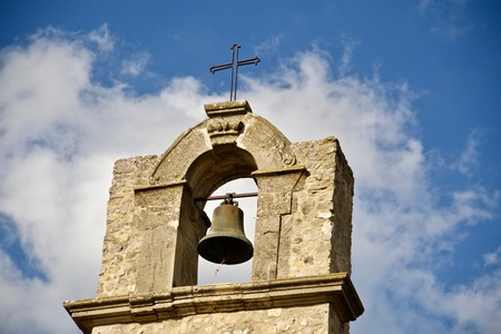 Bell tower 스톡 콘텐츠