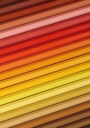 Color pencils texture