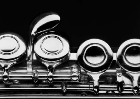 Flauto dolce - flute - detail