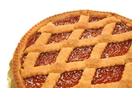 jam cake - part Stock Photo - 288507