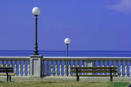 talian seafront talian seafront italian seafront Stock Photo - 300624