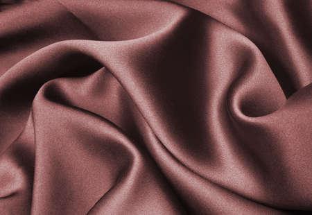 red silk Stock Photo