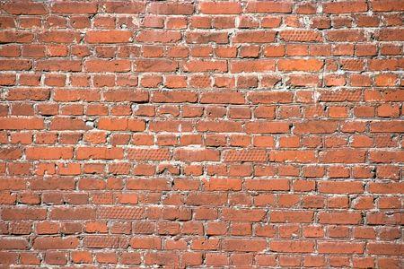 brick mason: Brick wall background outside of the house