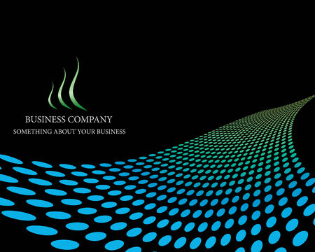 Pattern for use in bussines company sites Vector