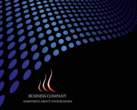 Pattern for use in business company sites Vector