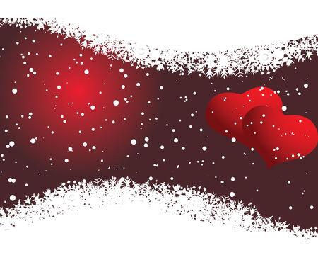 st valentine: D�a de San Valent�n con corazones de tarjetas de felicitaci�n