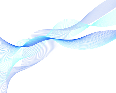 flow of colors: Abstract water vector background for design use