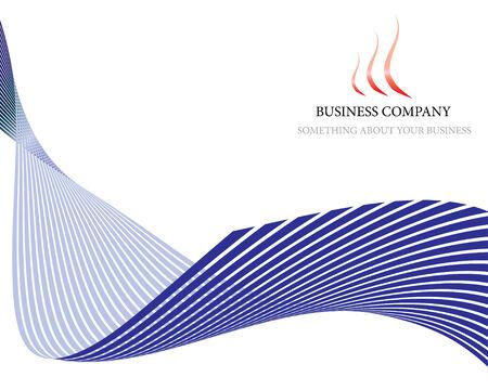 company background: Abstract vector background aziendale per usare il disegno