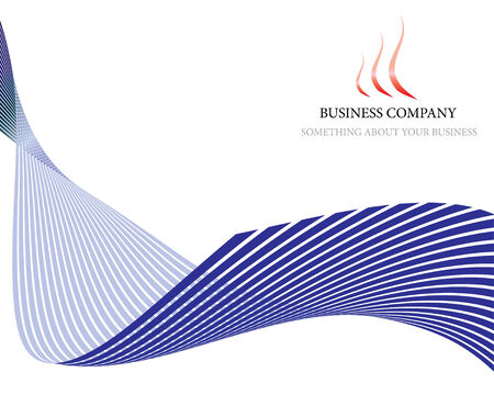 clean background: Abstract vector corporate background for design use