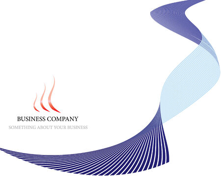 vector images: Abstract vector corporate background for design use