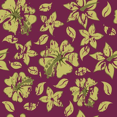 claret red: Fondo floral sin fisuras de los suyos dise�o uso. Para facilitar la toma perfecta patr�n s�lo tienes que arrastrar todos los grupos de muestras en la barra, y lo utilizan para cubrir cualquier contorno.