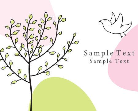 Resumen de vectores de tarjetas de felicitación para el diseño uso.