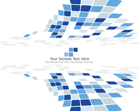 Abstract checked  business background for use in web design