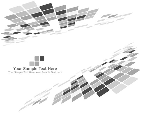 vector lines: Abstract checked  business background for use in web design