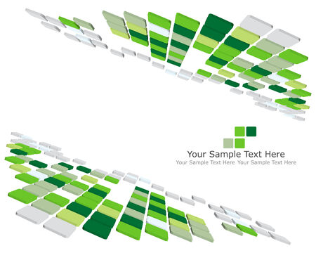 company background: Abstract background business checked 3d per uso nel web design