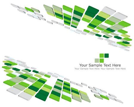 Abstrakt 3d checked betriebswirtschaftlichen Hintergrund für die Verwendung in Web-design
