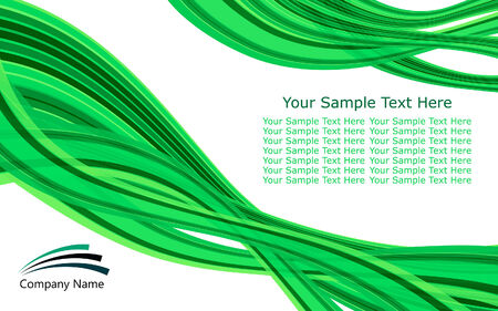 Abstract vector template background for design use Stock Vector - 5372280