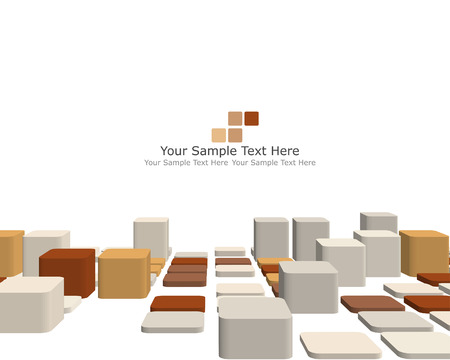 Abstract checked  business background for use in web design Vector