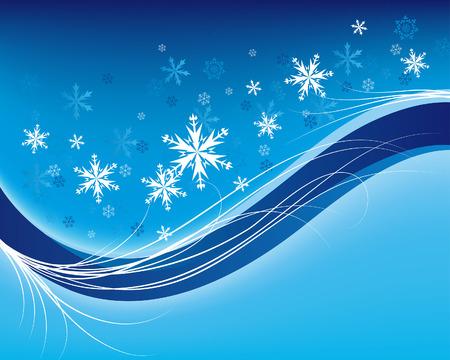 Beautiful vector de Navidad (Año Nuevo) de fondo para el uso de diseño Foto de archivo - 5680544