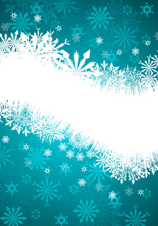 Beautiful vector Christmas (New Year) background for design use Stock Vector - 5735253