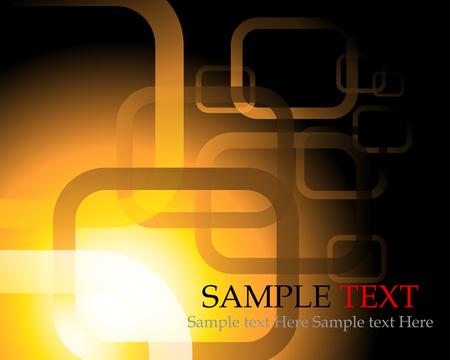 Abstract business background for use in web design Vector