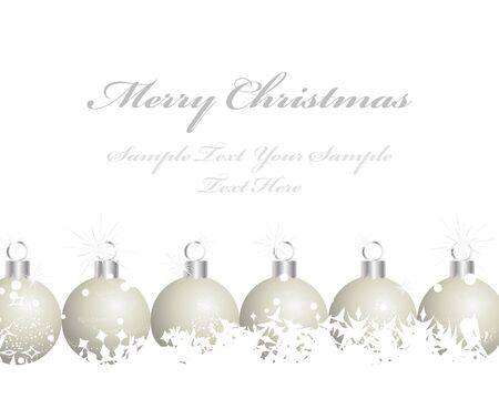 fir tree balls: Beautiful   Christmas (New Year) background for design use