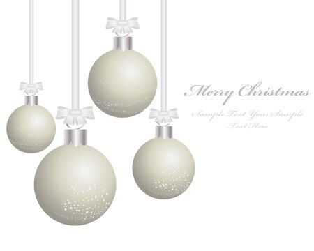 ball lights: Beautiful   Christmas (New Year) background for design use