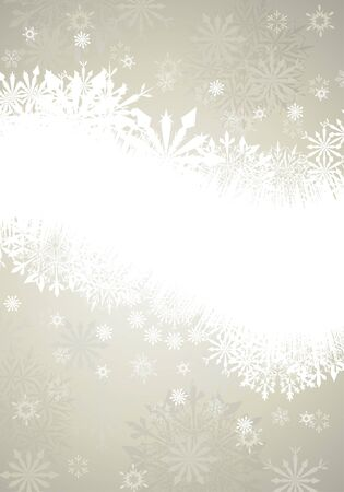 Beautiful Christmas (New Year) background for design use Stock Vector - 8279434