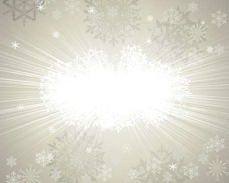 Beautiful  Christmas (New Year) background for design use Stock Vector - 8279424