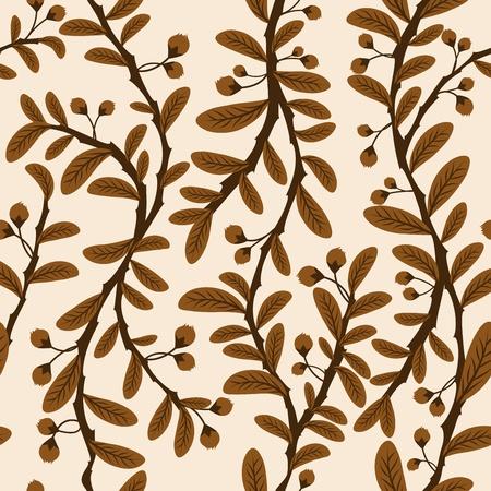 sketch pattern: Patr�n floral vectorial transparente. Para f�cil hacer transparente patr�n s�lo arrastre todos los grupos en la barra de muestras y utilizarlo para llenar cualquier contornos.