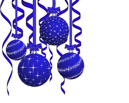 Prachtige Christmas (Nieuwjaar) kaart voor het ontwerp gebruik