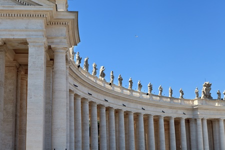 vatican city: Saint Peter cathedral. Vatican. Rome. Europe.