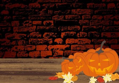 Happy halloween theme greeting card. illustration. Stock Vector - 14970479