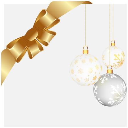 Kerstmis en Nieuwjaar achtergrond. illustratie. met transparantie.