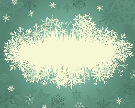 Beautiful Christmas (New Year) card. illustration Stock Vector - 16575028