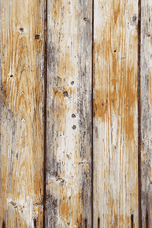 Grunge color wooden wall pattern. Vector illustration.