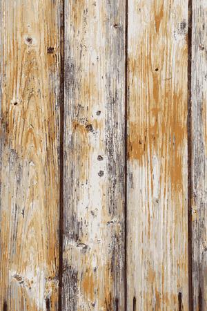 Grunge color wooden wall pattern. Vector illustration.