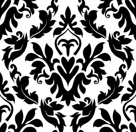 Damask seamless pattern. EPS 10 vector illustration without transparency.Damask seamless pattern. EPS 10 vector illustration without transparency.Damask seamless pattern. EPS 10 vector illustration without transparency.Damask seamless pattern. EPS 10 vect