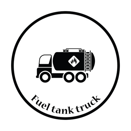 7,937 Fuel Truck Stock Vector Illustration And Royalty Free Fuel ...