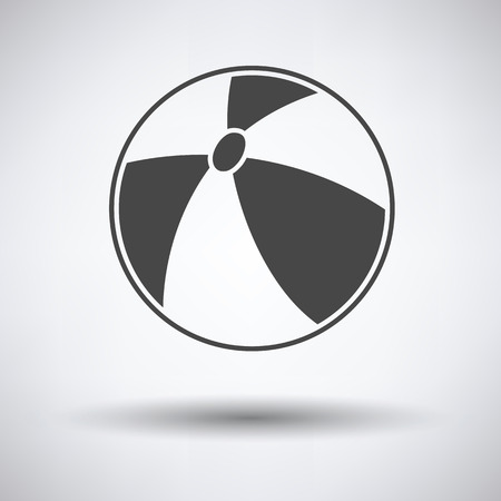 rubber ball: Baby rubber ball icon